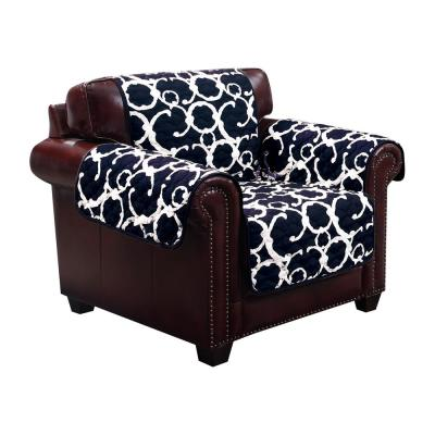 Arm Chair - Slipcovers - Living Room Furniture - The Home Depot