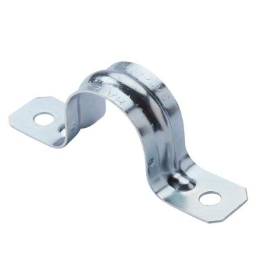 1-1/4 in. Electrical Metallic Tube (EMT) 2-Hole Strap