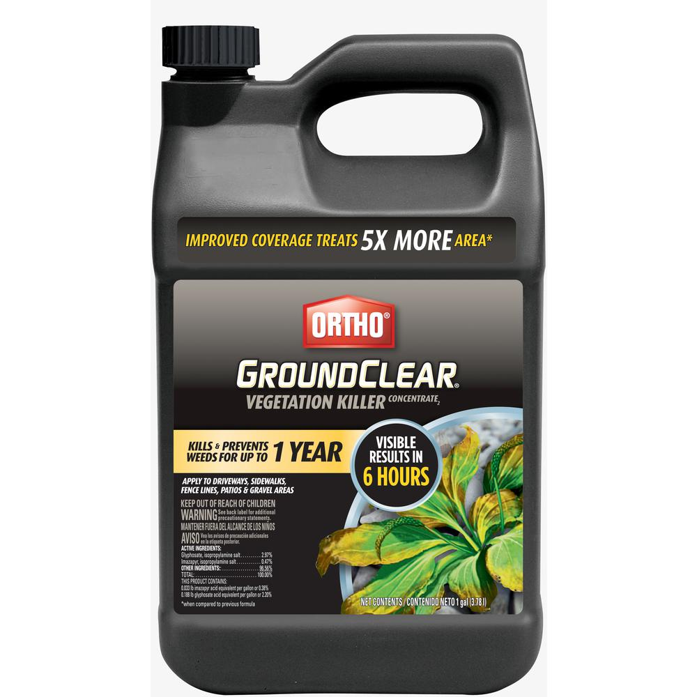 1 Gal. Groundclear Vegetation Killer Concentrate