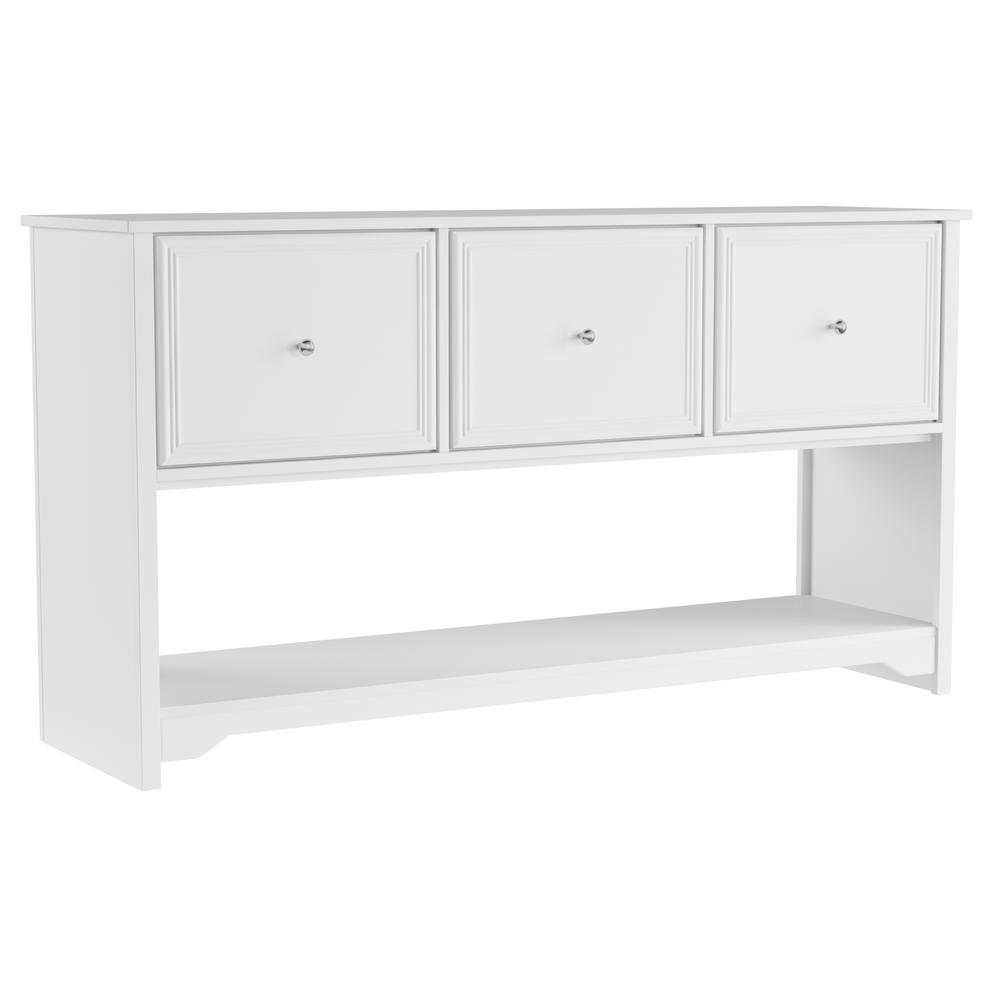 Home Decorators Collection Oxford White 56 In Lateral