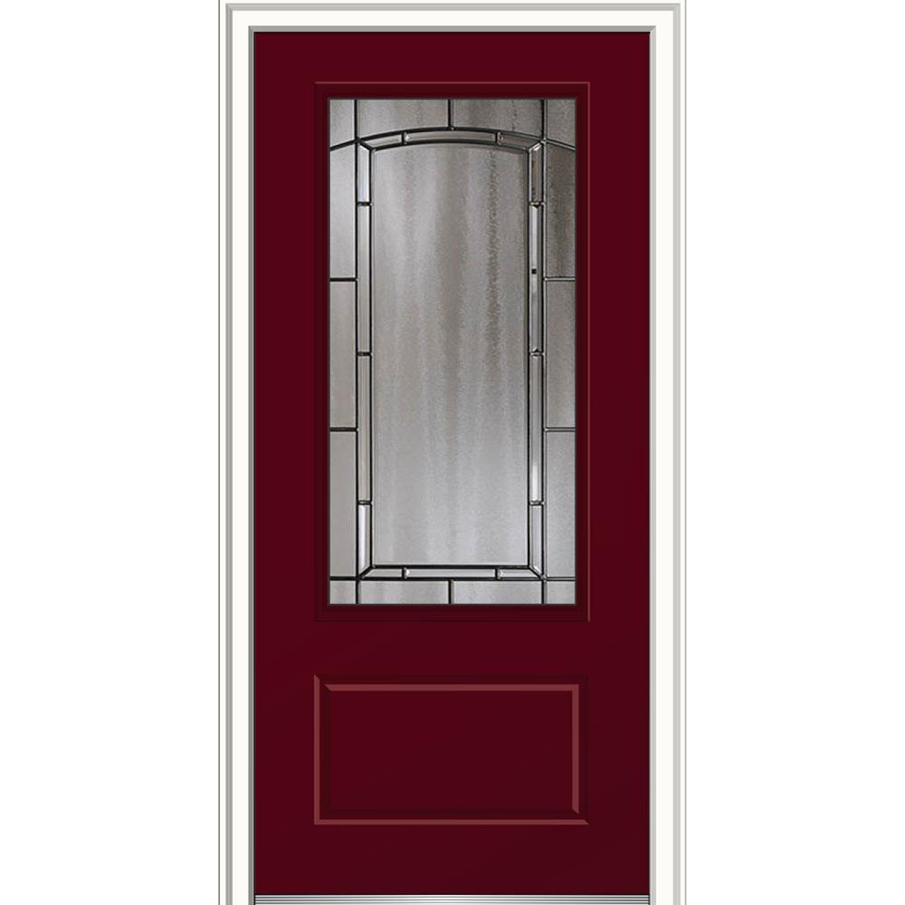 Fiberglass Front Doors Home Depot