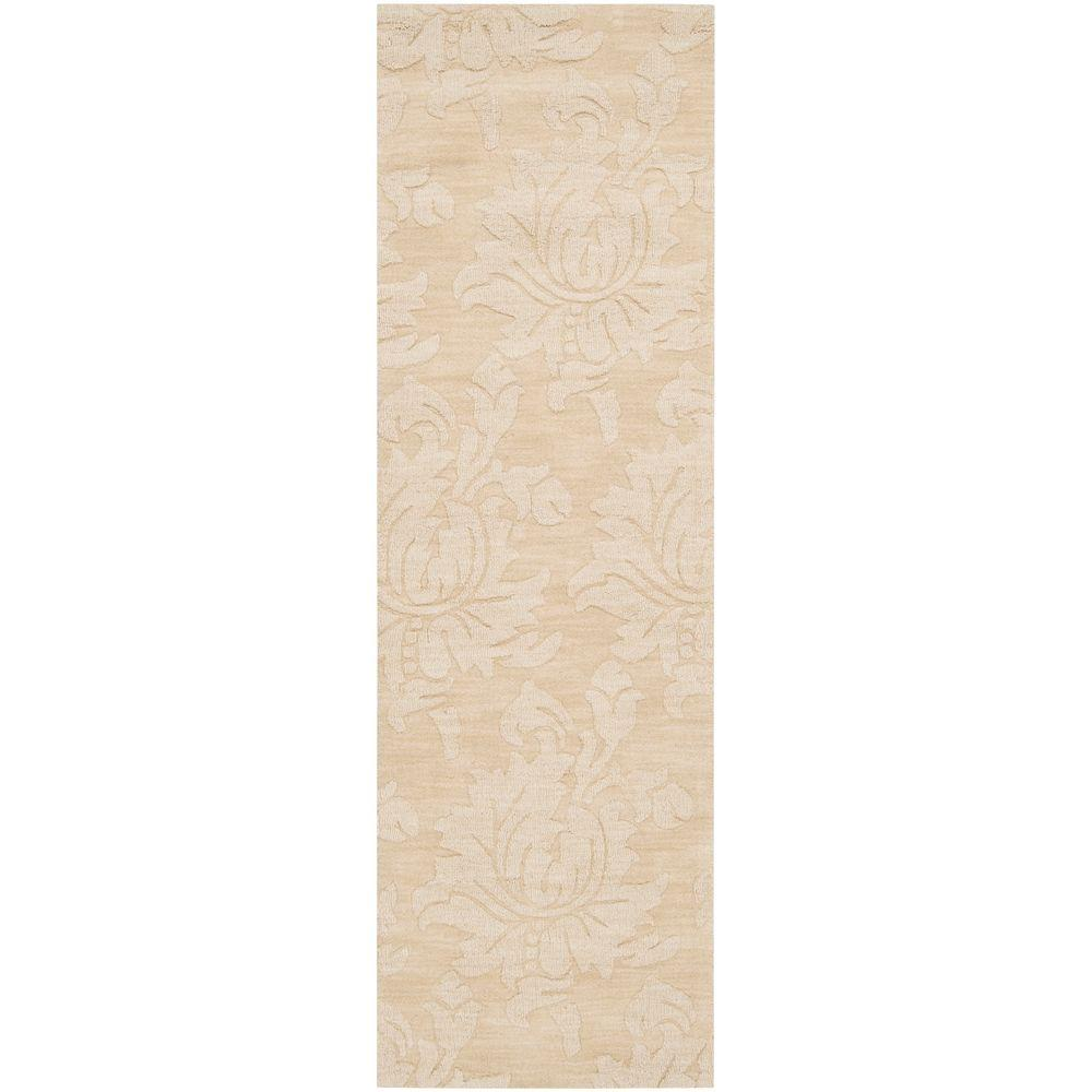 Artistic Weavers Beth Ivory 2 ft. 6 in. x 8 ft. Rug Runner