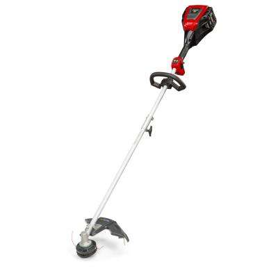 XD 82-Volt Max lithium Ion Cordless String Trimmer Kit with 2Ah Battery and Rapid Charger