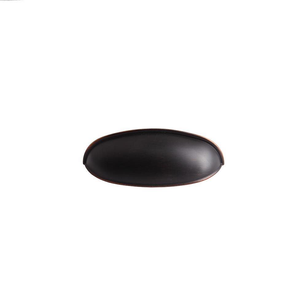 Amazing Everbilt 3 In 76 Mm Oil Rubbed Bronze Bin Cup Drawer Center To Center Pull 50 Pack Interior Design Ideas Tzicisoteloinfo