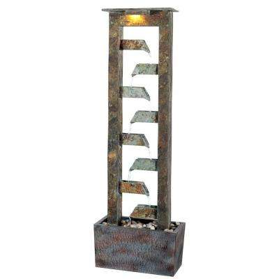 Aqueduct 49 in. Indoor/Outdoor Fountain