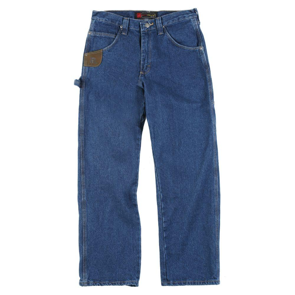 Wrangler Men's Relaxed Fit Carpenter Jean