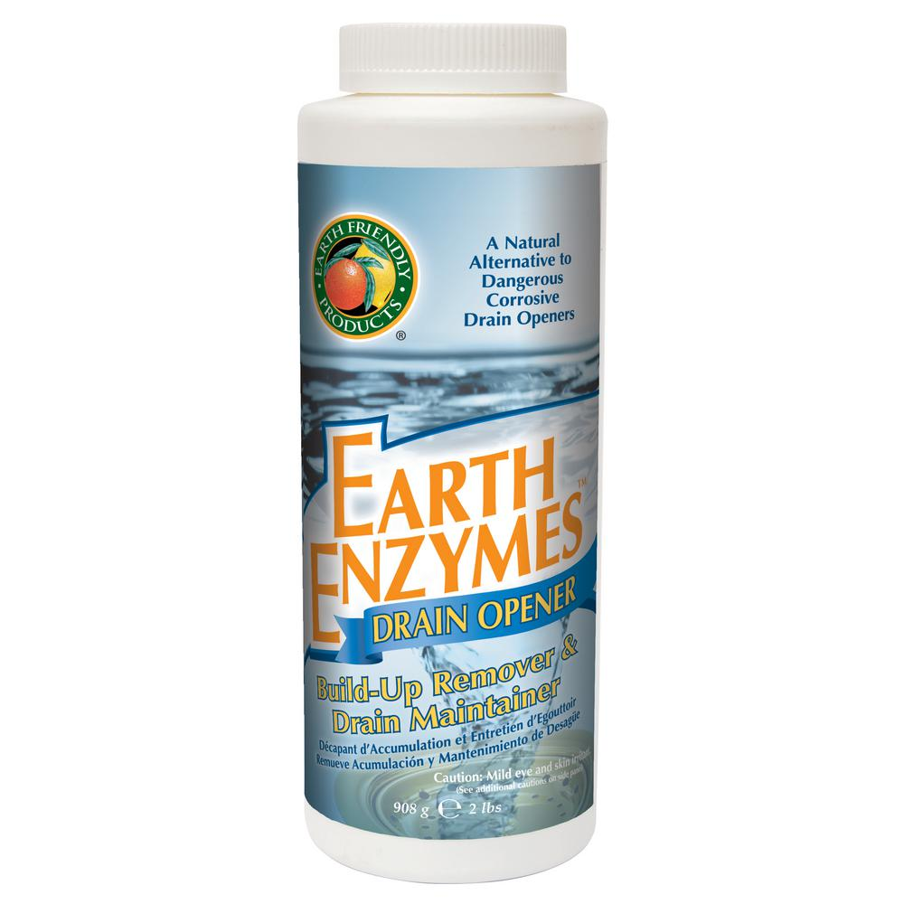 2 lb. Earth Enzymes Drain Opener