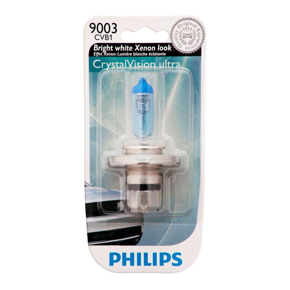 Philips CrystalVision Ultra 9003 Headlight Bulb (1-Pack)