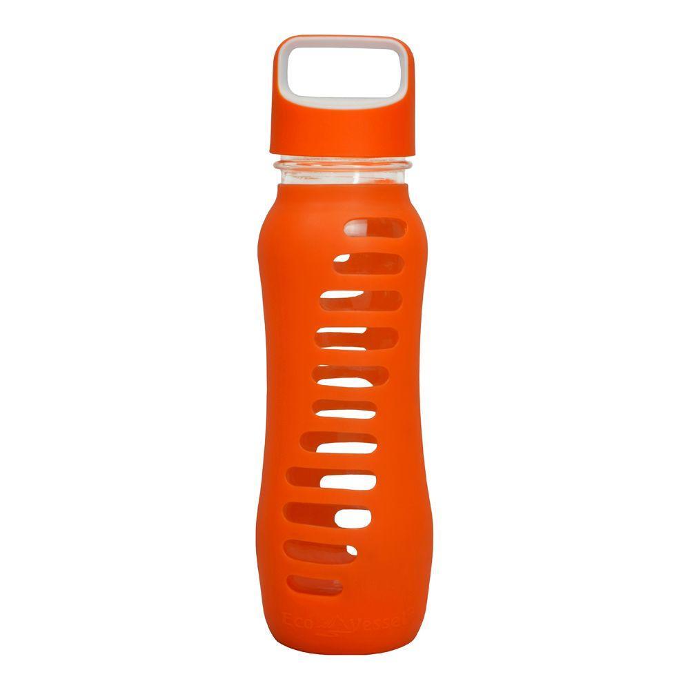 22 oz. Surf Single Wall Glass Bottle - Orange Slice