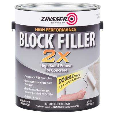 1 gal. Block Filler 2X Primer (Case of 2)
