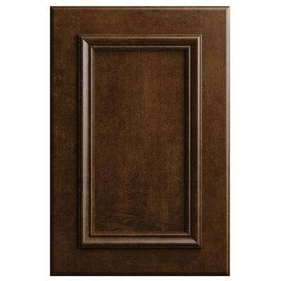 11x15 in. Belleville Cabinet Door Sample in Spice