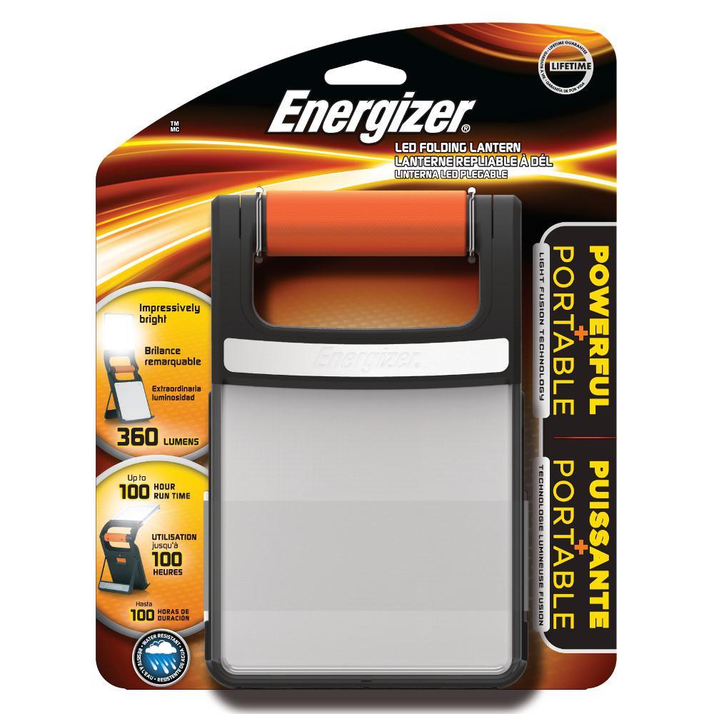 Energizer Led Folding Lantern Home Depot