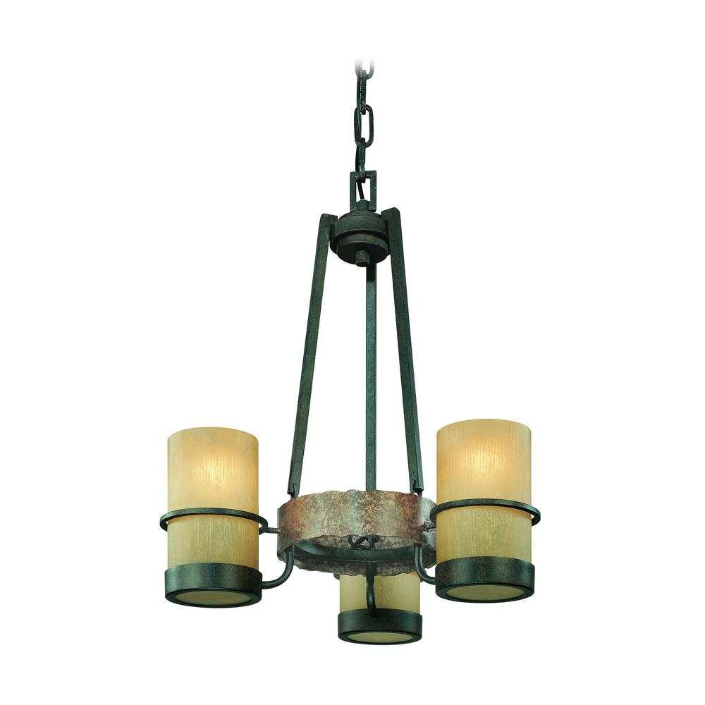 Troy lighting bamboo 3 light bamboo bronze chandelier with bronze troy lighting bamboo 3 light bamboo bronze chandelier with bronze glass shade arubaitofo Images