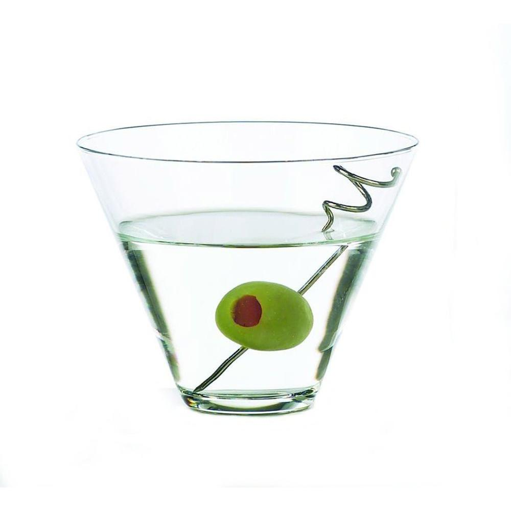 Libbey 13.5 oz. Vina Stemless Martini Glass (Set of 12)