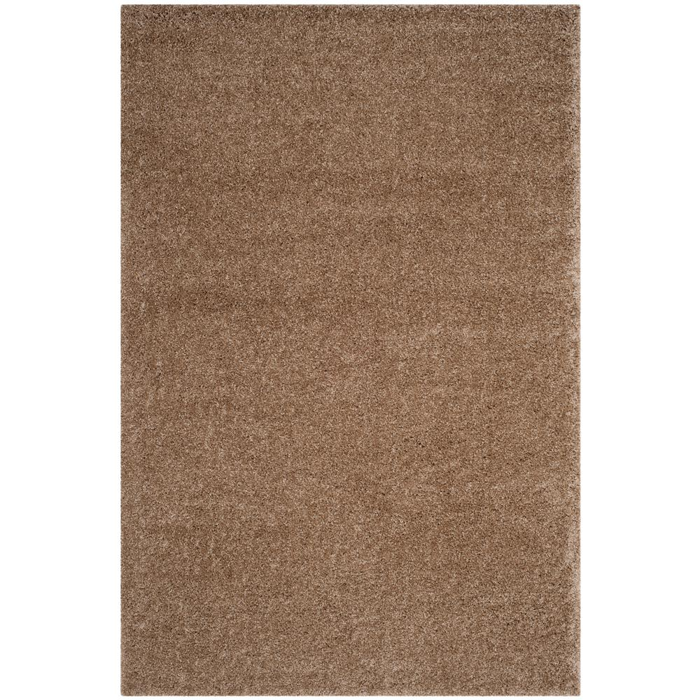 Arizona Shag Taupe 3 ft. x 5 ft. Area Rug