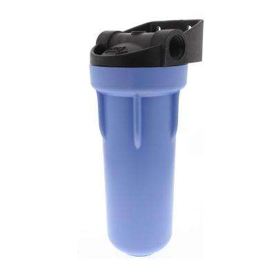 150550 3G Blue Filtration Housing with Integration Bracket