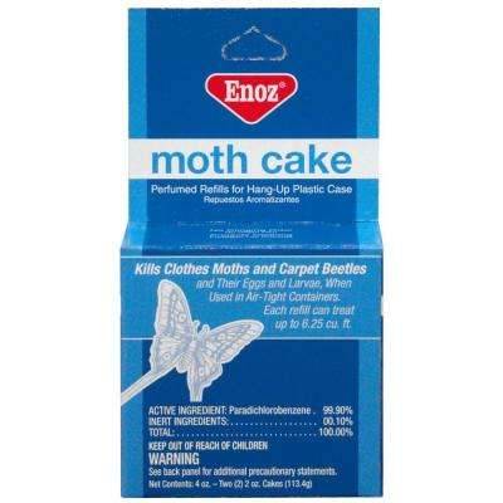 2 oz. Moth Cake Refills