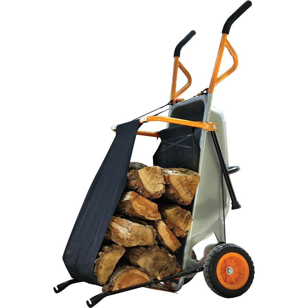 Worx Aerocart Firewood Carrier-WA0232 - The Home Depot