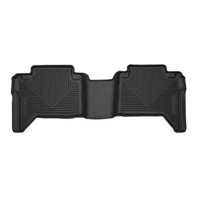 2nd Seat Floor Liner Fits 05-18 Tacoma Double Cab Pickup