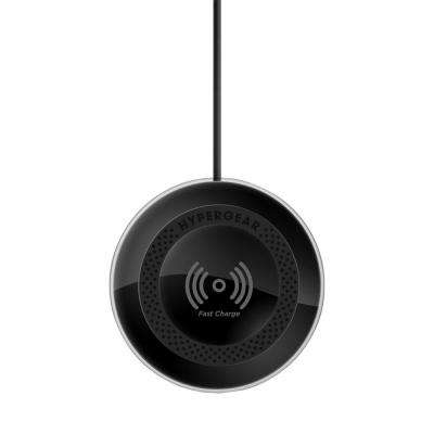 Wireless Charge Pad Pro in Black