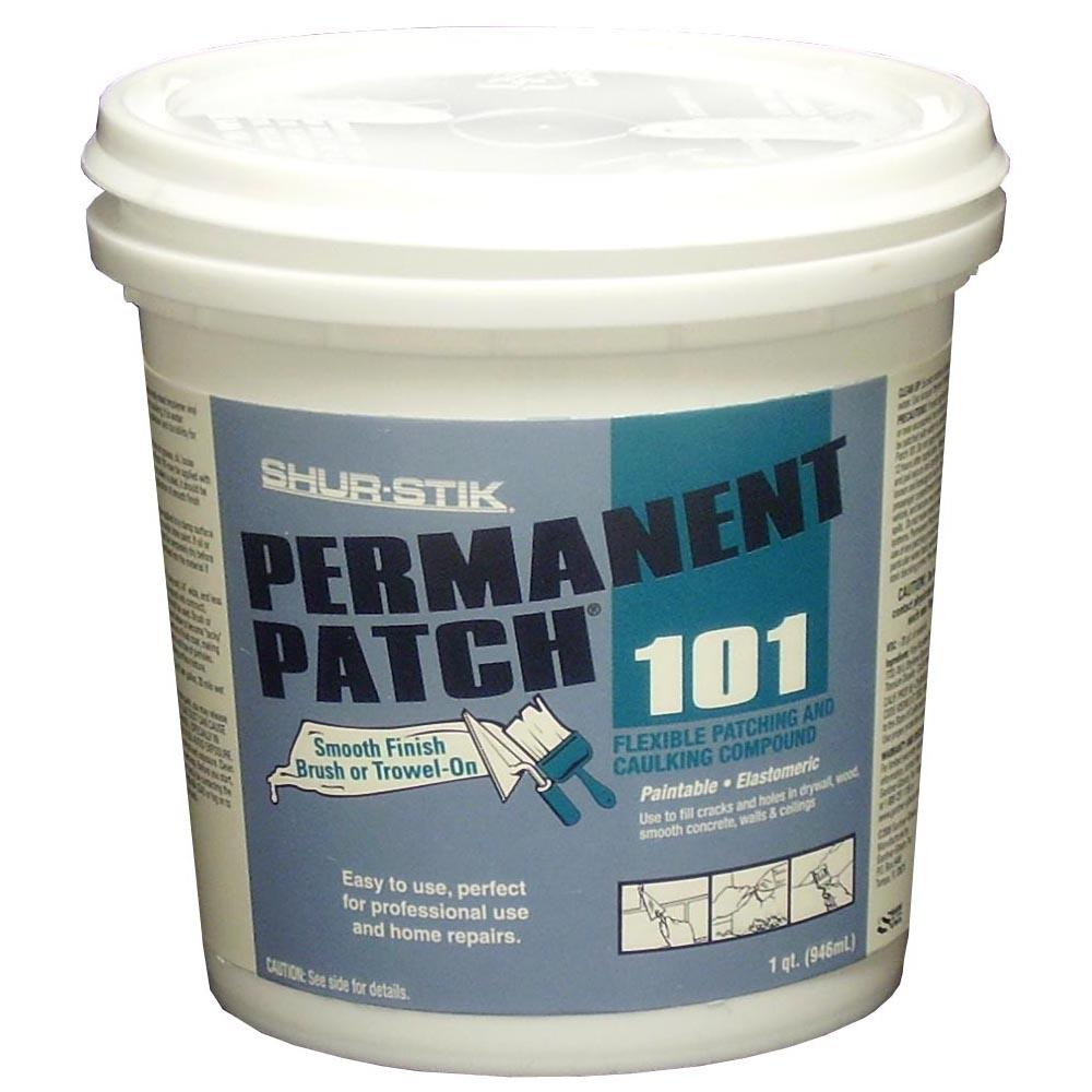 Concrete Patching Compound Home Depot : Phenopatch qt pre mixed concrete patch in gray