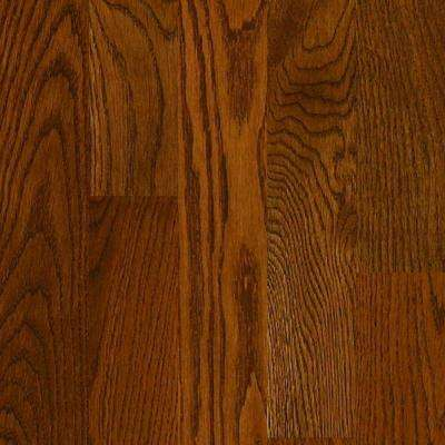 Take Home Sample - Woodale II Saddle Solid Hardwood Flooring - 2-1/4 in. x 8 in.
