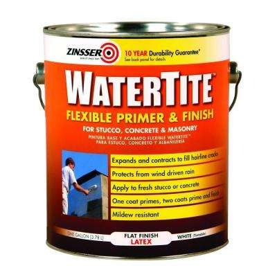 1 gal. Watertite Flexible Primer and Finish Paint (Case of 2)