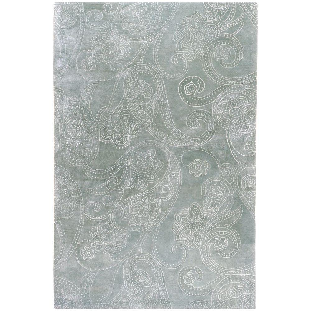 Surya Candice Olson Silver Sage 8 Ft X 11 Area Rug