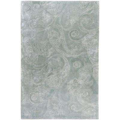 Candice Olson Silver Sage 9 ft. x 13 ft. Area Rug