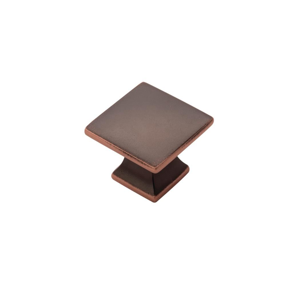 Hickory Hardware Studio Collection 1 1/4 In. Oil Rubbed Bronze Highlighted