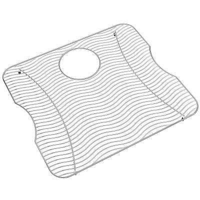 Lustertone Kitchen Sink Bottom Grid - Fits Bowl Size 20 in. x 18 in.