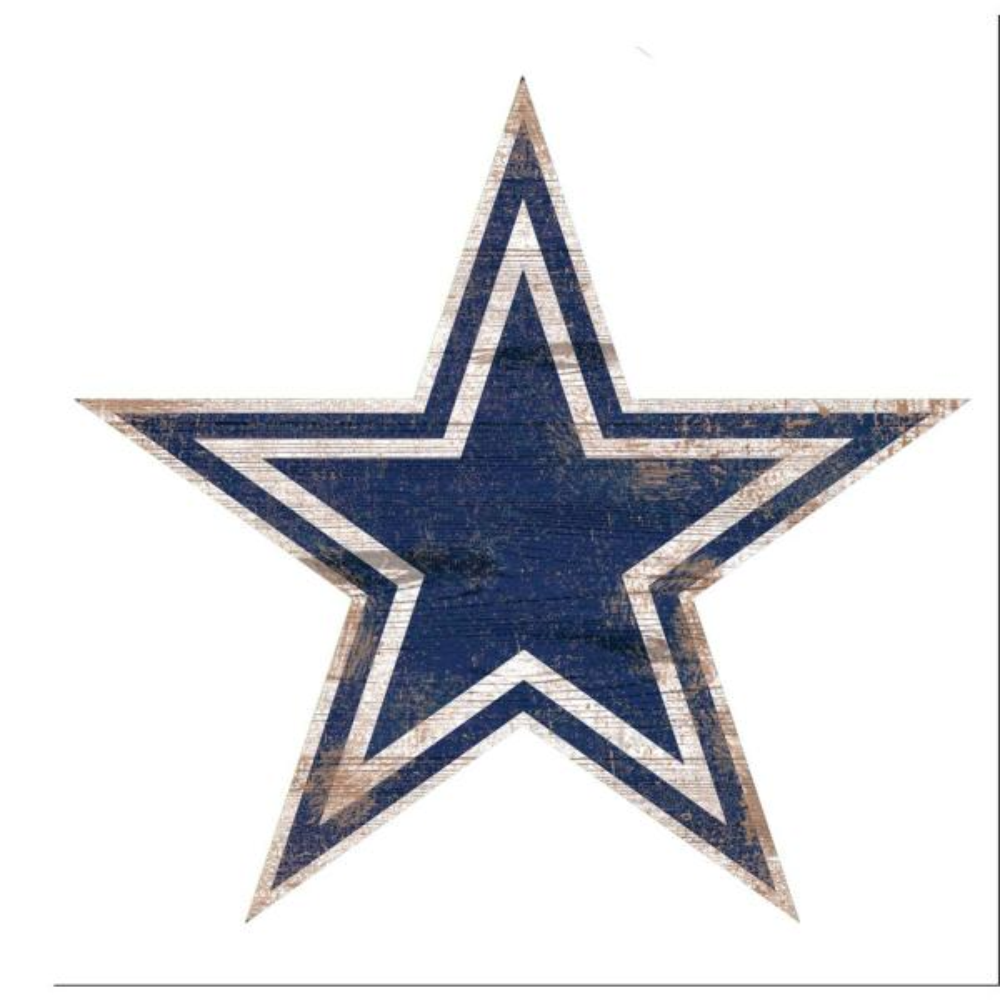 Adventure Furniture Nfl Indoor Dallas Cowboys Distressed