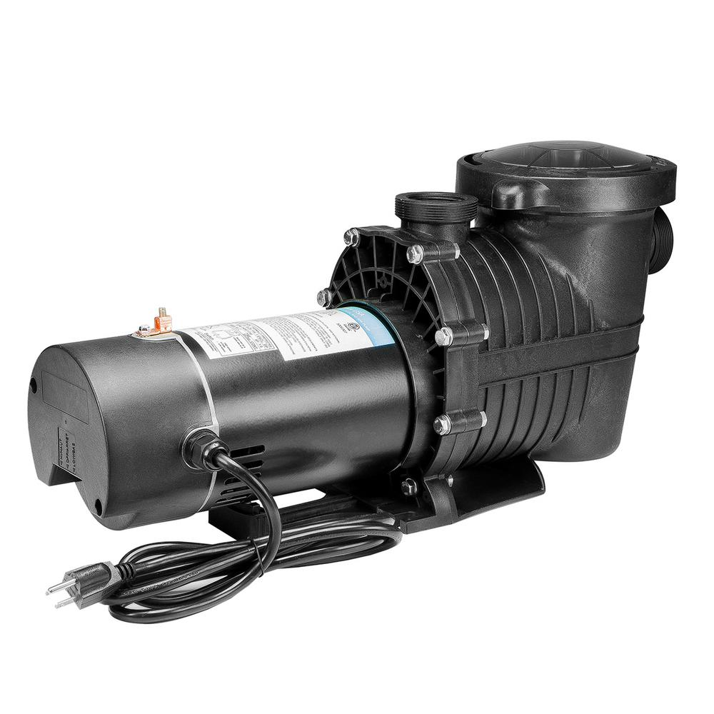 XtremepowerUS 2-Speed 1 HP Inground Swimming Pool Pump