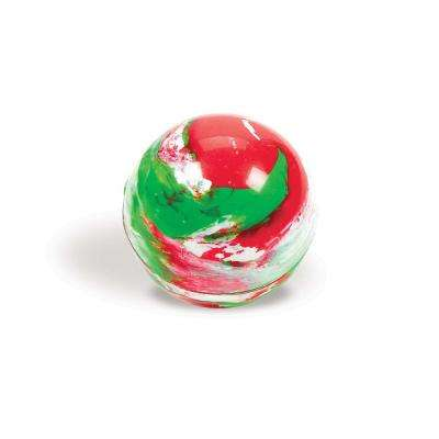 Christmas Swirl Bounce Balls (12-Count 4-Pack)