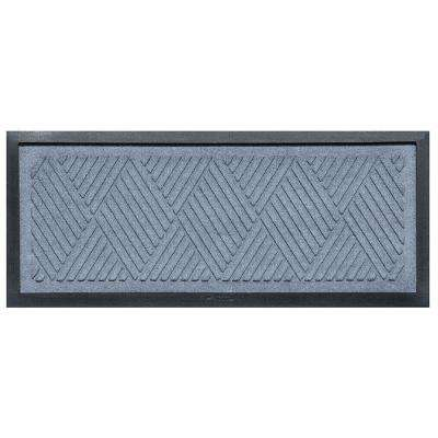 Bluestone 15 in. x 36 in. Diamonds Boot Tray