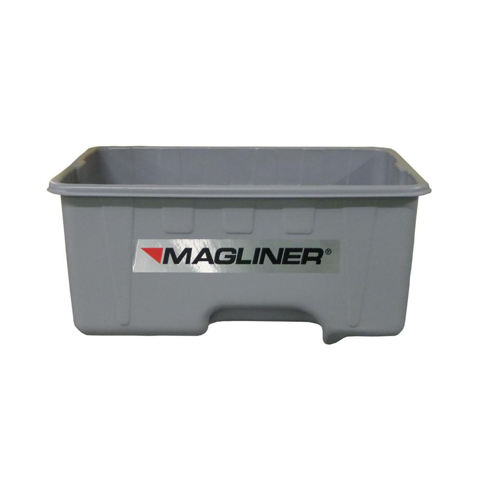 1,000 lb. Capacity Bulk Container for Gemini Jr. with Hardware Assembled