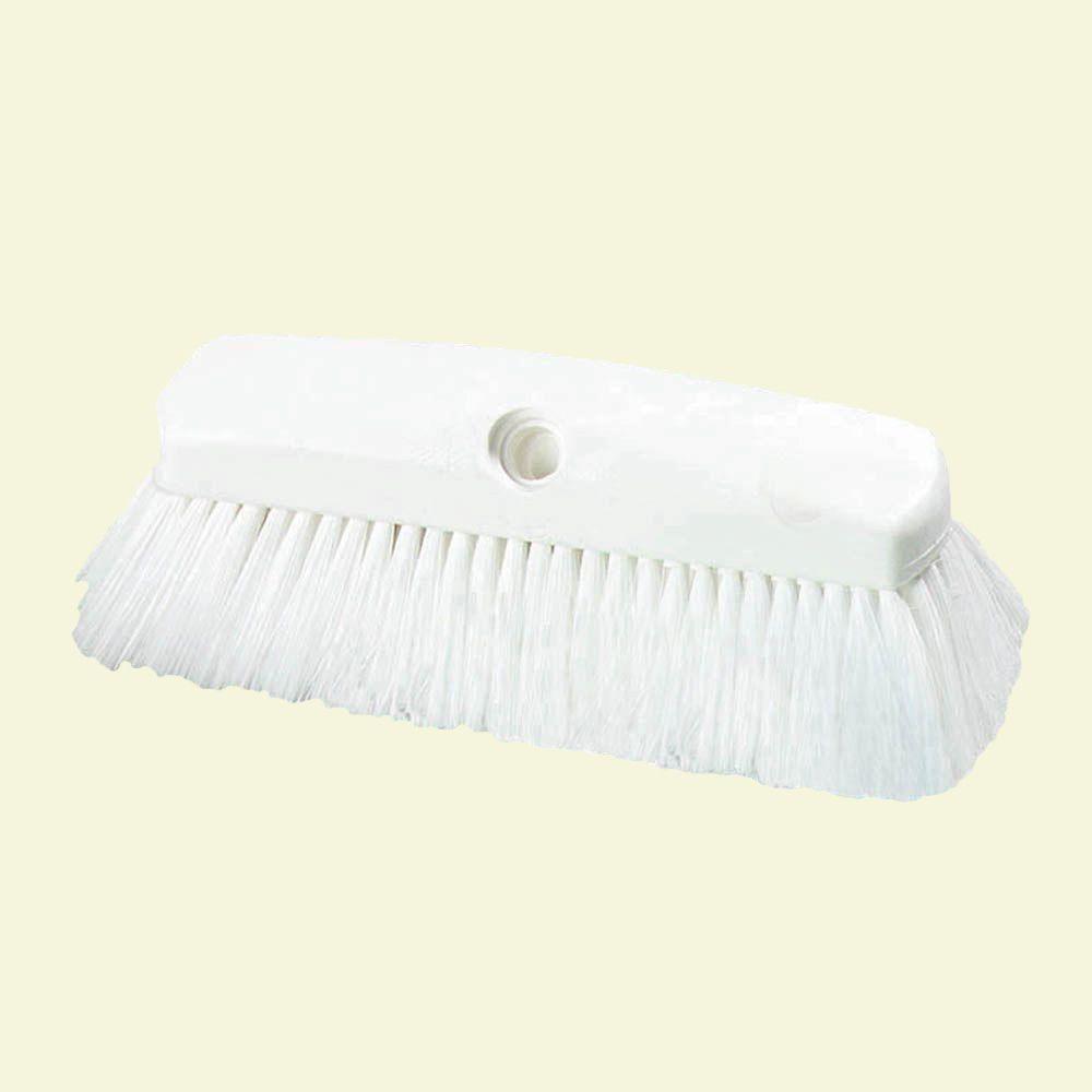 10 in. Flo-Thru Nylon Wall Brush (Case of 12)