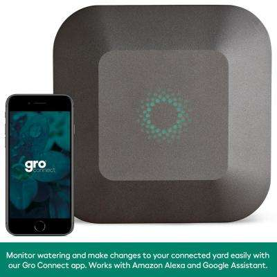 Gro 7 Zone Controller - Smart Sprinker - 7 Zone Sprinkler / Irrigation Controller - Wifi Enabled, Remote Access