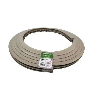 1 in. x 25 ft. Concrete Expansion Joint Replacement in Grey