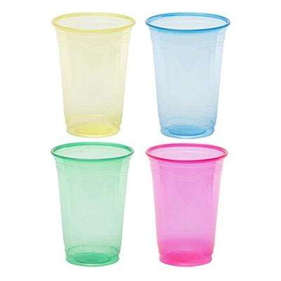 16 oz. Colored Cups (60-Pack)