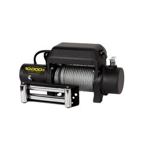 Click here to buy Champion Power Equipment 10000 lb. Truck/SUV Winch Kit by Champion Power Equipment.