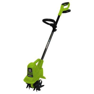 7.5 in. 20-Volt Cordless Cultivator 2 Ah Battery and Charger Included