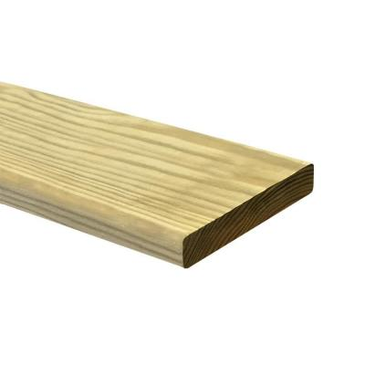 5/4 in. x 6 in. x 16 ft. Premium Ground Contact Pressure-Treated Lumber