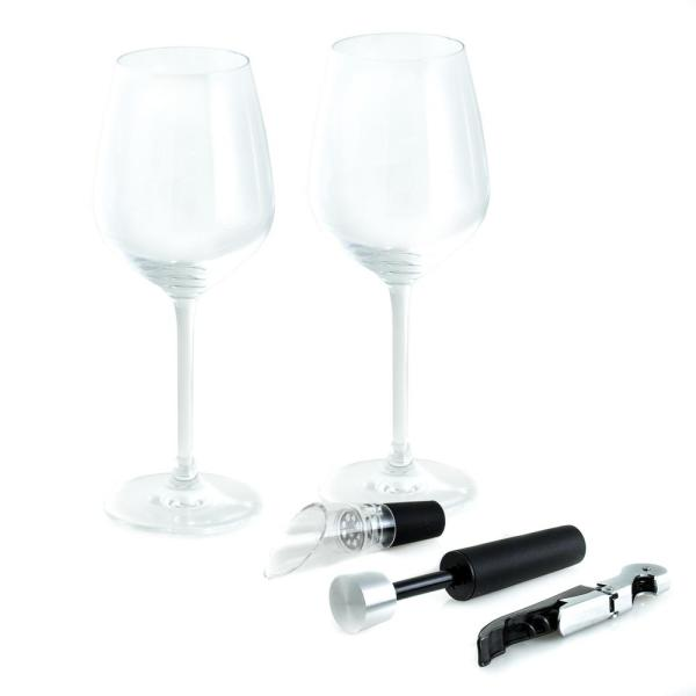 BEY-BERK Wine Set BS103