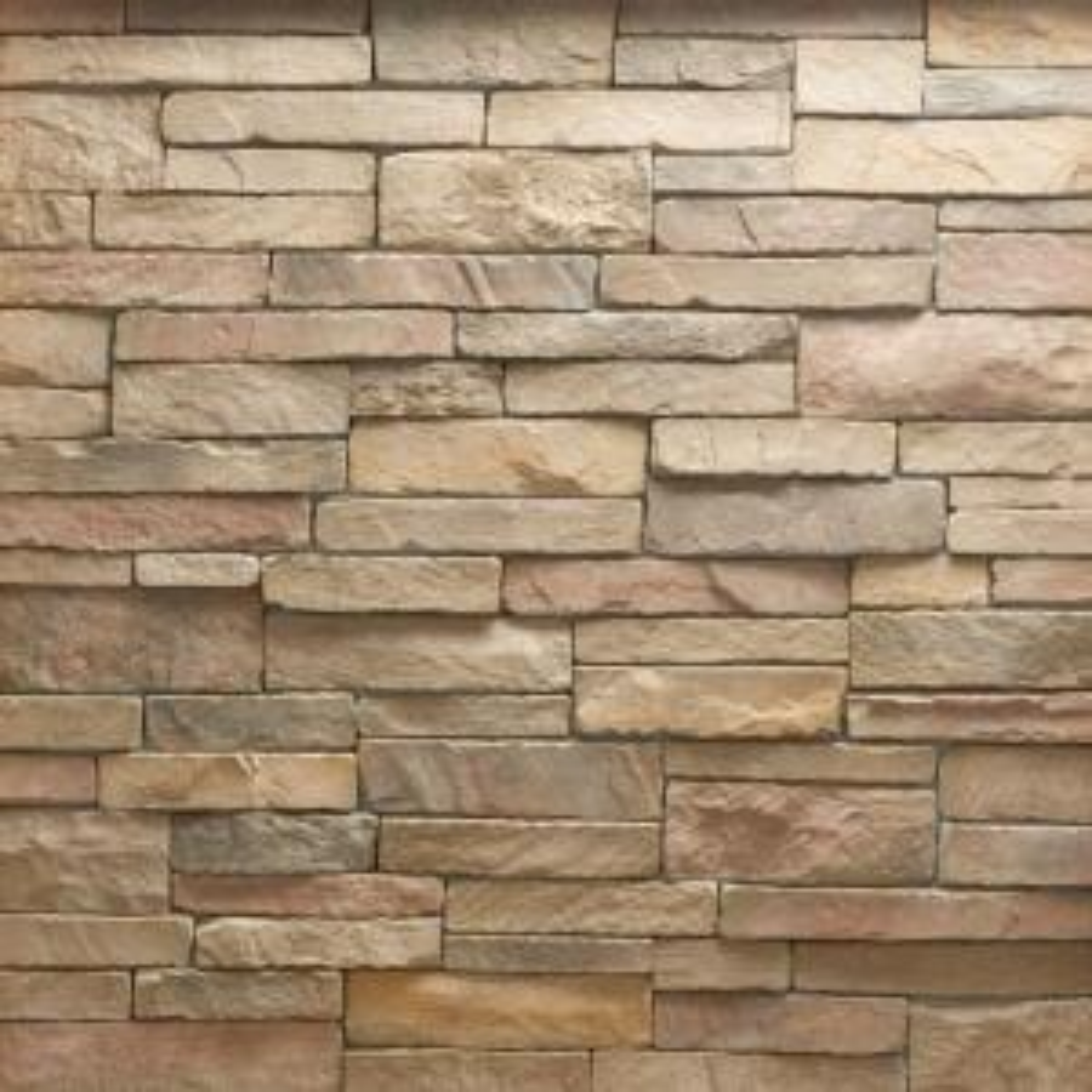 Veneerstone Stacked Stone Cordovan Flats 10 Sq Ft Handy