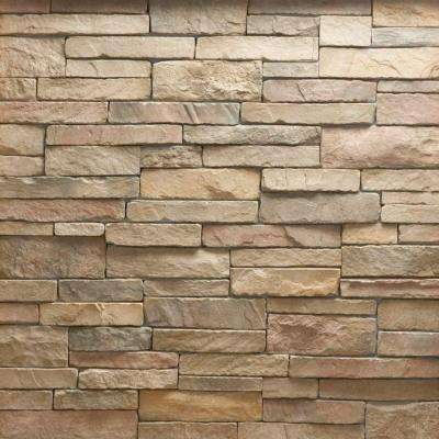 Stacked Stone Cordovan Flats 10 sq. ft. Handy Pack Manufactured Stone