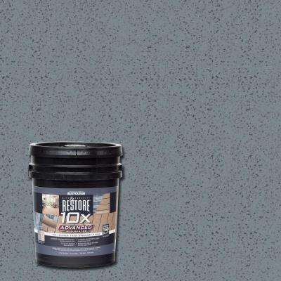 4 gal. 10X Advanced Slate Deck and Concrete Resurfacer