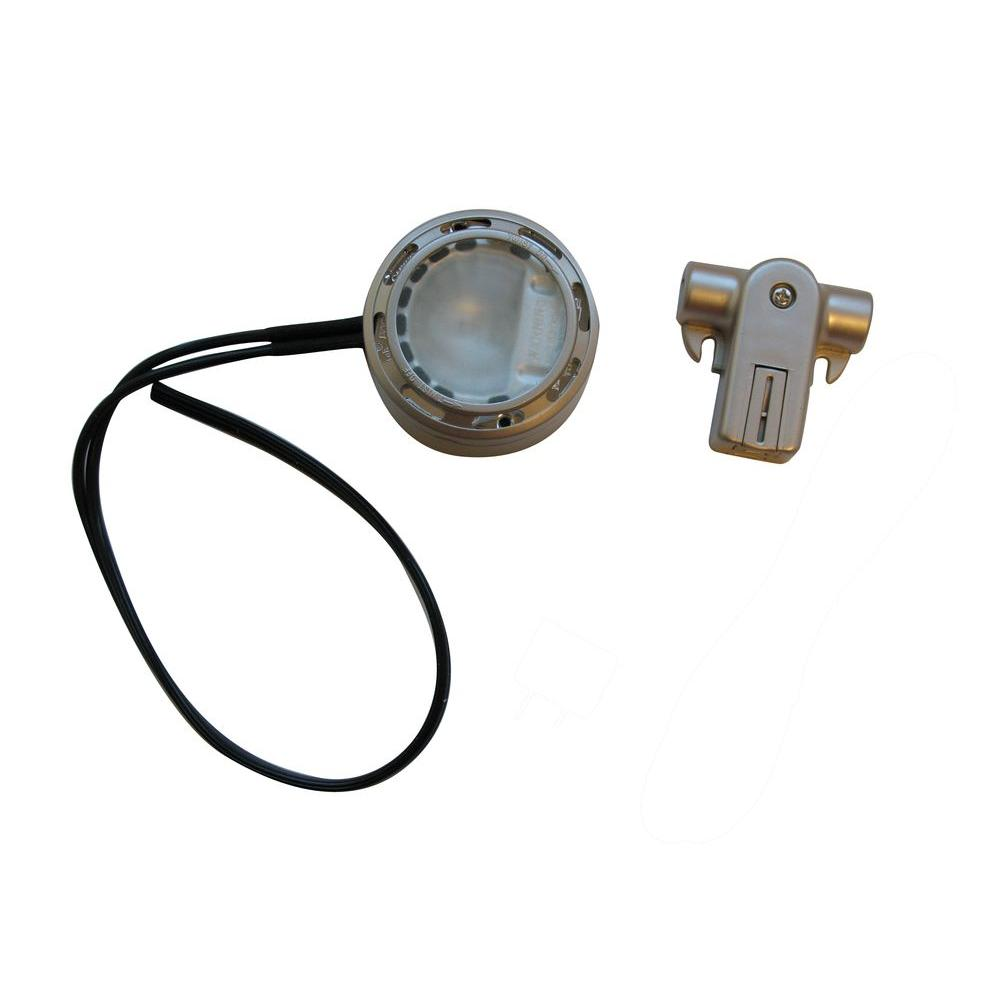 120-Volt Xenon Nickel Accent Light Kit (1-Pack)