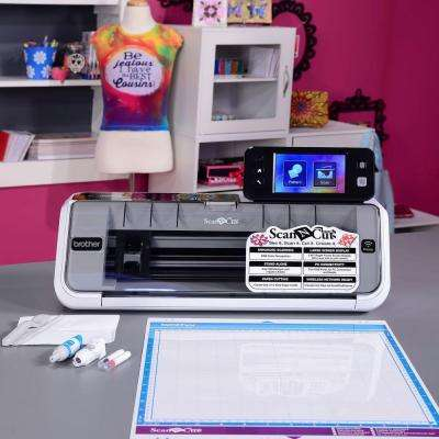 Scan N Cut 24 in. x 10 in. Cutting Machine