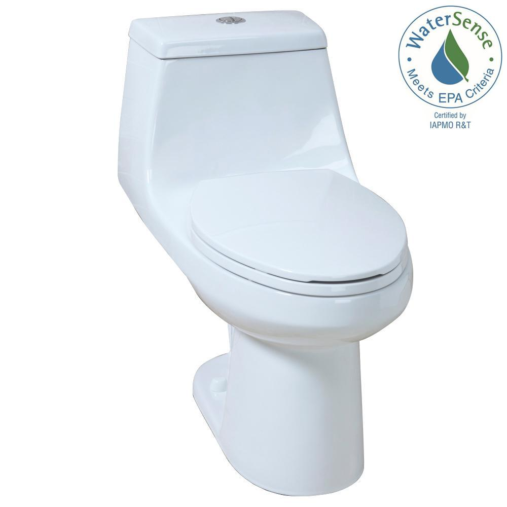 Glacier Bay Dual Flush Toilet Reviews